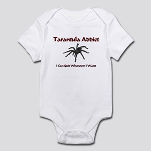 Tarantula Addict Infant Bodysuit