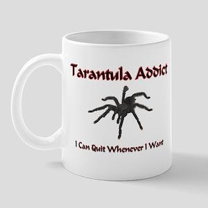 Tarantula Addict Mug