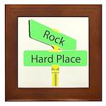 Crossroads: Rock and a Hard Framed Tile