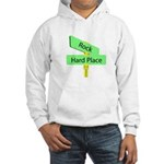Crossroads: Rock and a Hard Hooded Sweatshirt