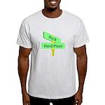 Crossroads: Rock and a Hard Light T-Shirt