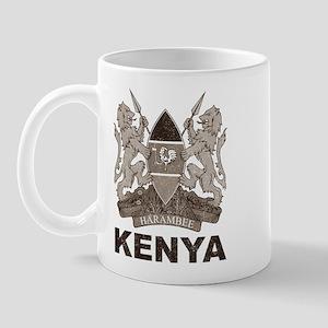 Vintage Kenya Mug