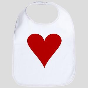 Hearts! Bib