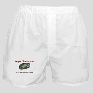 Sugar Glider Addict Boxer Shorts