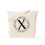 Carver X Tote Bag