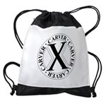 Carver X Drawstring Bag