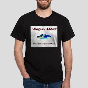 Stingray Addict Dark T-Shirt