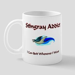 Stingray Addict Mug