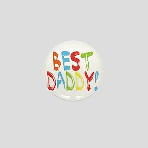 Best Daddy Mini Button