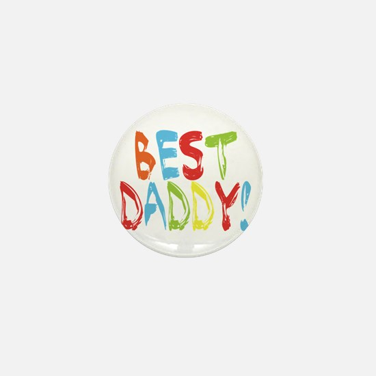 Best Daddy Mini Button