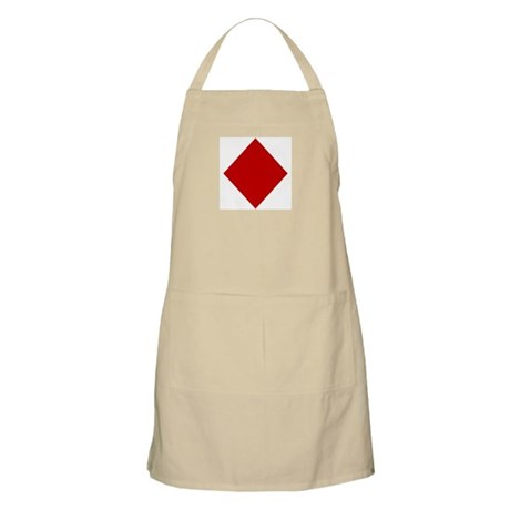Diamonds! BBQ Apron