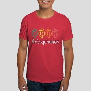 Artsychokes Dark T-Shirt