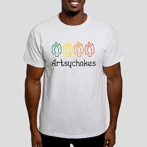 Artsychokes Light T-Shirt