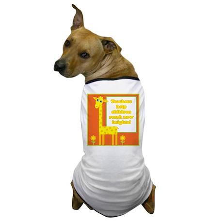 Cute Teacher Gift Dog T-Shirt