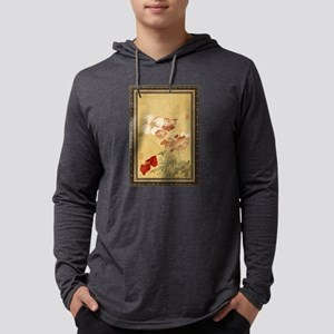 Yun Shouping - Poppies Long Sleeve T-Shirt