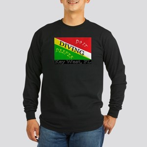 DID Logo Long Sleeve Dark T-Shirt