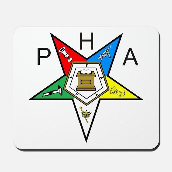 PHA Eastern Star Mousepad