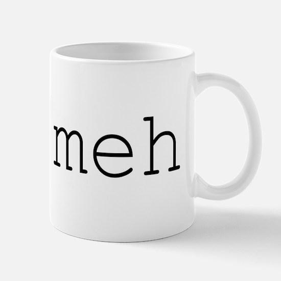 Unique Meh Mug