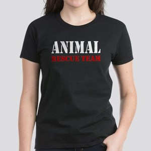 Animal Rescue Team Women's Dark T-Shirt