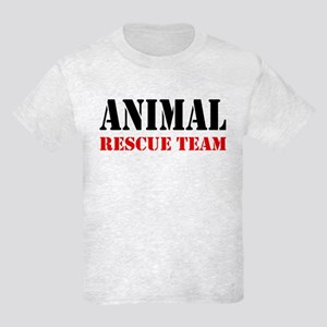 Animal Rescue Team Kids Light T-Shirt