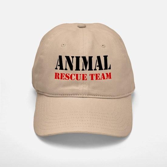 Animal Rescue Team Baseball Baseball Cap