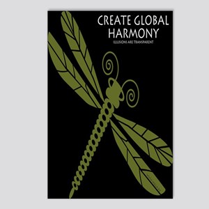 Create Global Harmony Postcards (Package of 8)