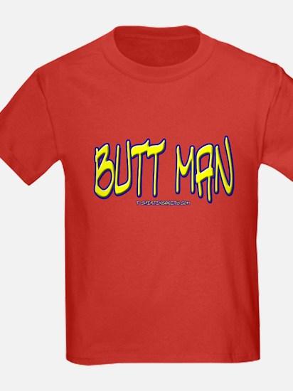 BUTT MAN T