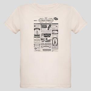 Creepy Newspaper T-Shirt