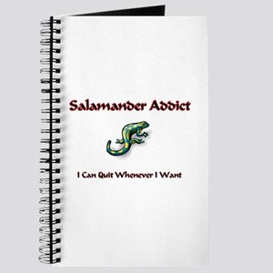 Salamander Addict Journal