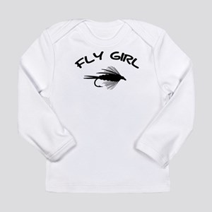 Fly Gir Long Sleeve T-Shirt