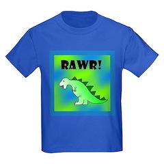 RAWR! (Funky background) T