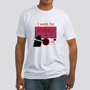 Agency A Fitted T-Shirt