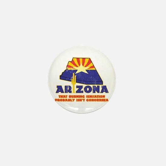 arizona - thats hot Mini Button