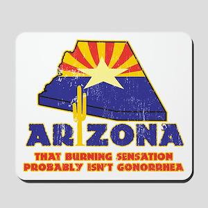 arizona - thats hot Mousepad