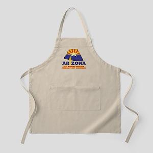arizona - thats hot BBQ Apron