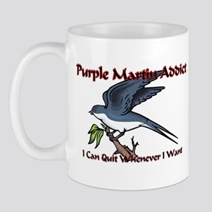 Purple Martin Addict Mug