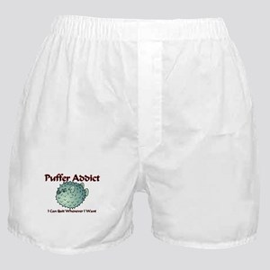 Puffer Addict Boxer Shorts