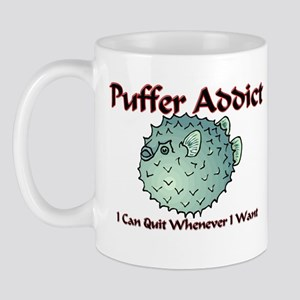 Puffer Addict Mug