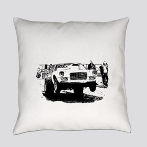 AFTM Old School Chevy Everyday Pillow