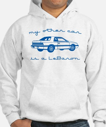 my other car is a lebaron Hoodie