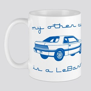 my other car is a lebaron Mug