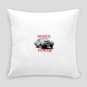 AFTMDodgePower! Everyday Pillow
