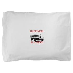 AFTMHappinessIsAHemi! Pillow Sham