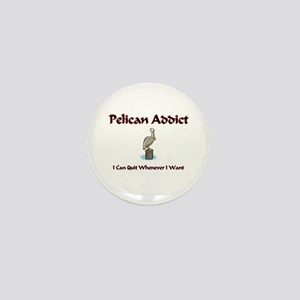 Pelican Addict Mini Button