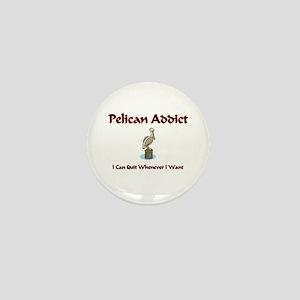 Pelican Addict Mini Button