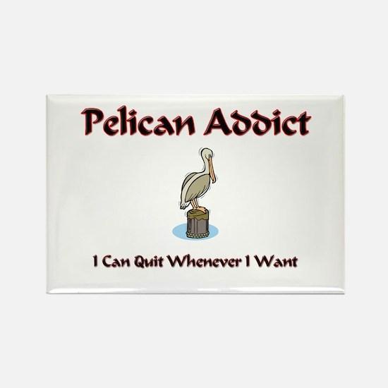 Pelican Addict Rectangle Magnet