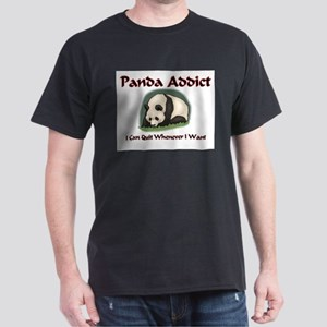 Panda Addict Dark T-Shirt