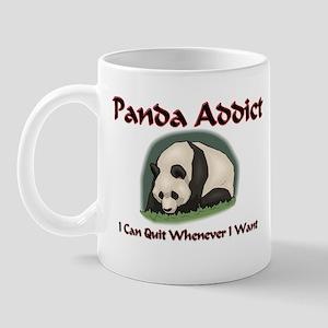 Panda Addict Mug
