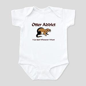 Otter Addict Infant Bodysuit
