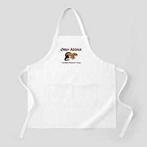 Otter Addict BBQ Apron